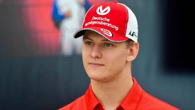 What is the difference between F1 and F2? Mick Schumacher explains