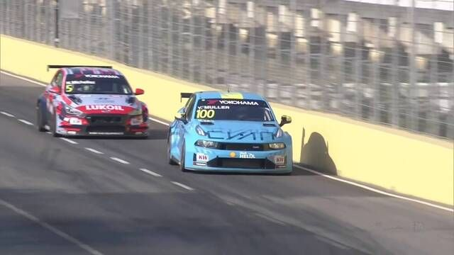 FIA World Touring Car Cup at Macau: Race 1 Highlights