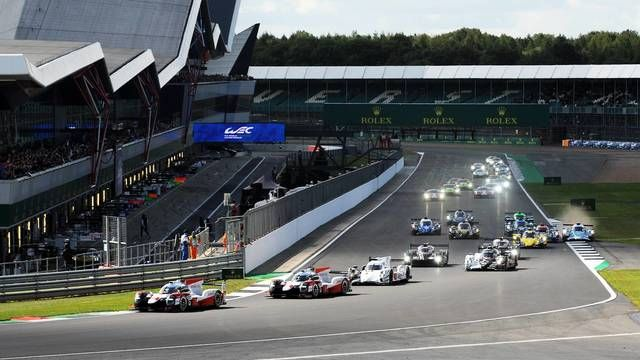 FIA WEC: 4 Hours of Silverstone - Hour 1 highlights