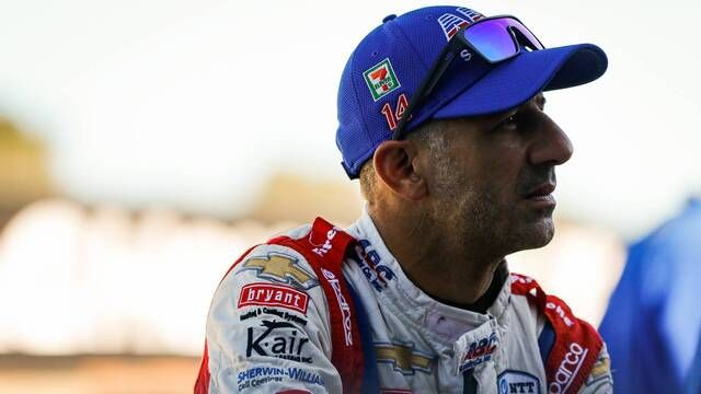 Tony Kanaan announces he will step back from racing