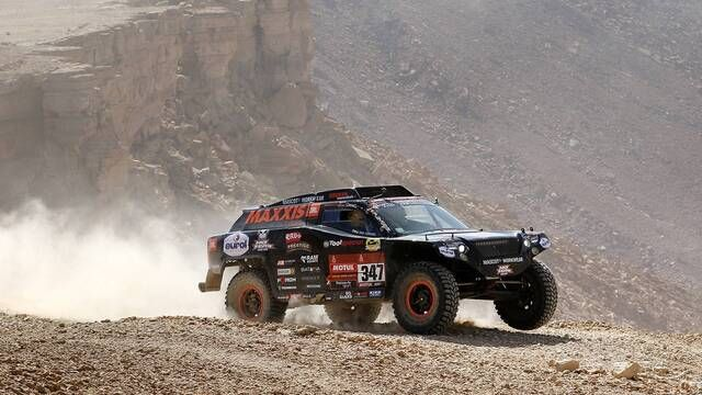 Dakar 2020, Day 11 Auto: gli highlights