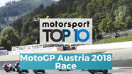 Top 10 Highlights Race | MotoGP Austria 2018
