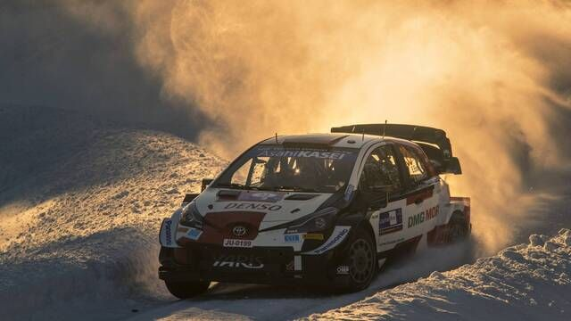 Arctic Rally Finland: Wolf Power Stage highlights