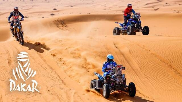 Dakar 2021: Best of the 1st week