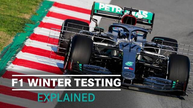 Formula 1 Winter Testing Explained!