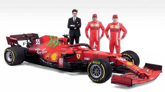 Scuderia Ferrari SF21 Full Launch Video