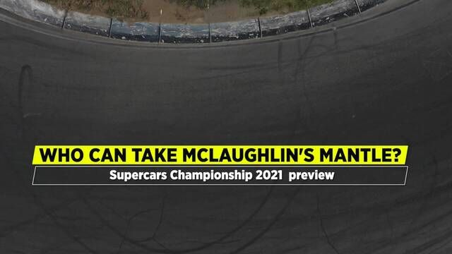 Who will take Scott McLaughlin's Supercars mantle?