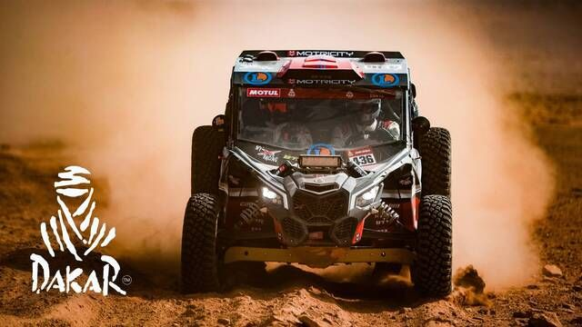 Dakar 2021: Stage 8 Highlights - Lightweight Vehicles