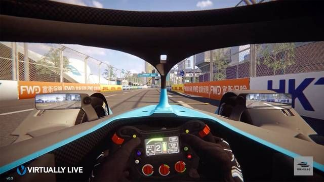 E-Prix Hong Kong: Virtual Lap