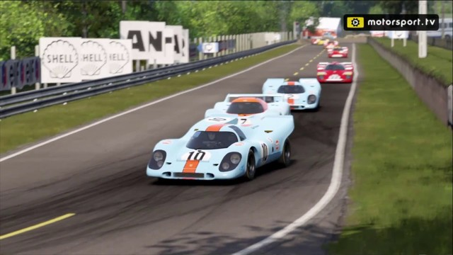 Spirit of Le Mans | Project CARS 2