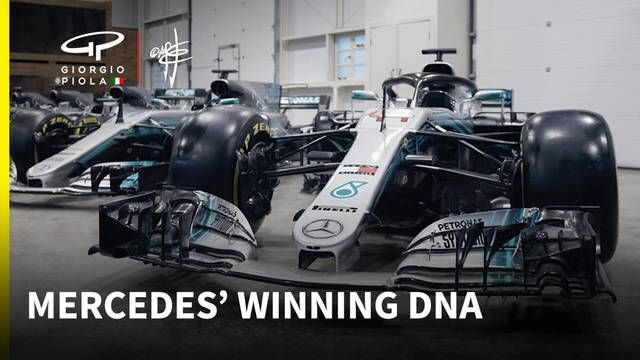 The 'simple' keys to Mercedes' F1 success