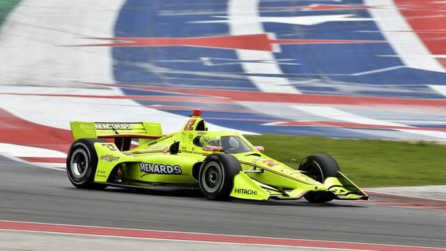 IndyCar: Day 2 highlights from COTA