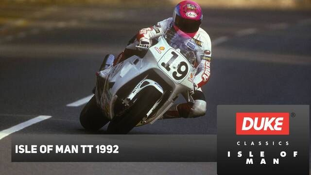Isle Of Man TT - 1992