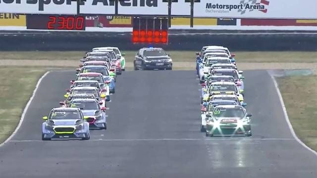 TCR Europe - Race 1 - Oschersleben