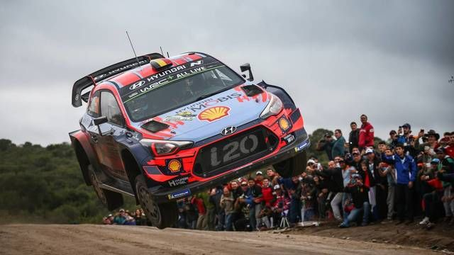 WRC: Rally Argentina SS6-8
