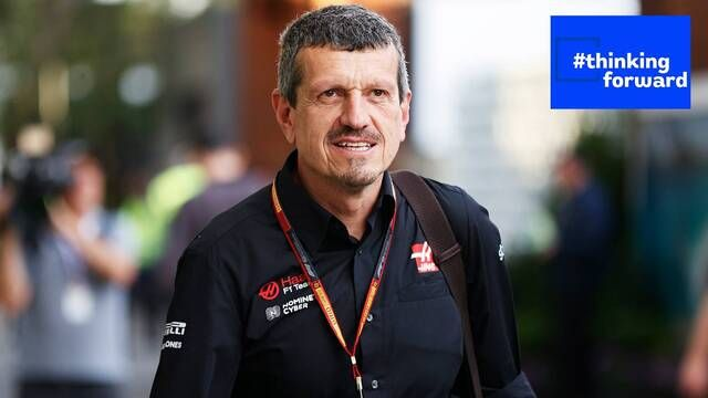 Thinking Forward con Guenther Steiner, director de Haas F1