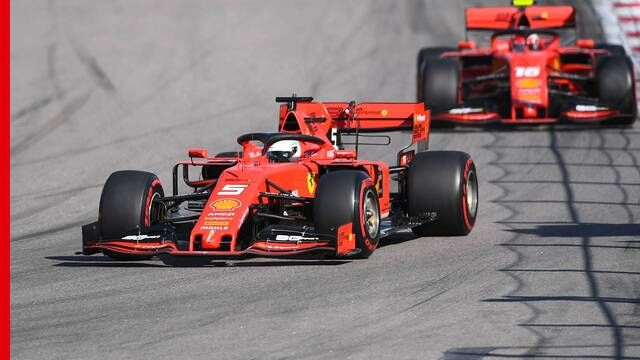 'Ferrari's F1 driver rivalry risks spiraling out of control'