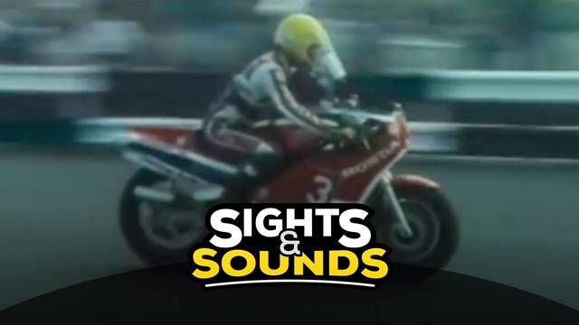 Sights & Sounds: Onboard with Joey Dunlop at Isle of Man 1983