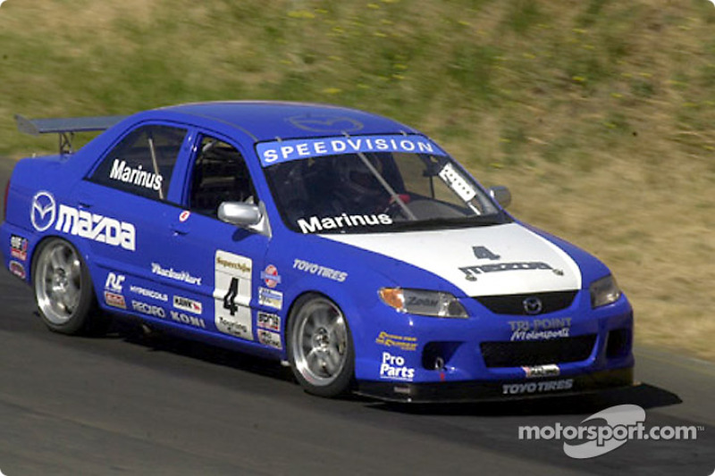 TriPoint Motorsports expands to three cars