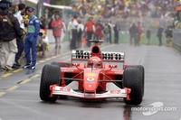 More rain for Australian GP warm-up