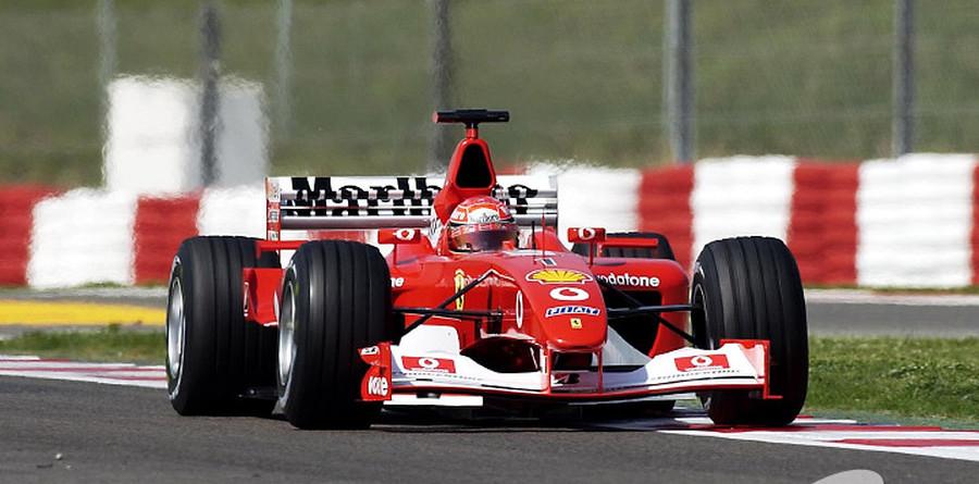 Ferrari invincible in Spanish GP qualifying