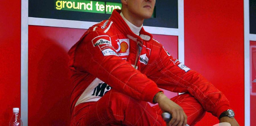 Schumacher recalls sad Monza 2001