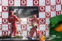 Barrichello takes victory at Italian GP