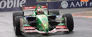 IndyCar CHAMPCAR/CART: Rookie Dominguez steals the thunder at Surfers Paradise