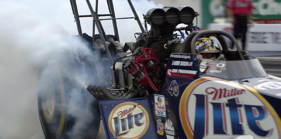 Dixon gets first career Top Fuel title in Las Vegas