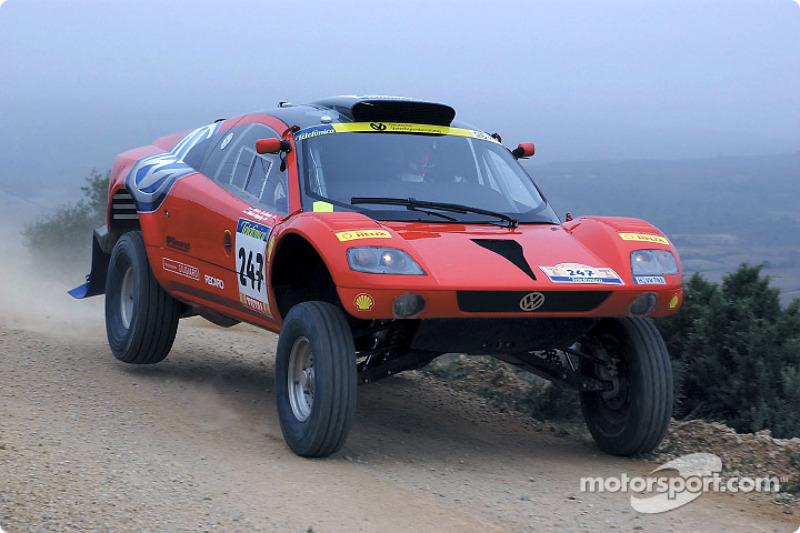 Dakar: Volkswagen stage two report