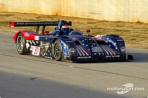 ALMS Don Panoz drives LMP900