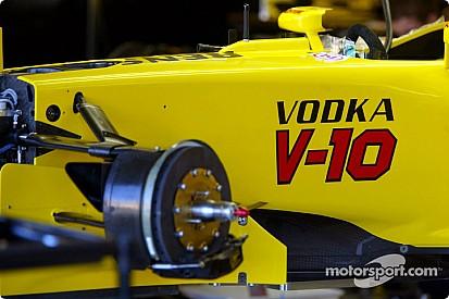 Vodka-V10 combining Jordan energy