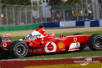 Schumacher shrugs off criticism