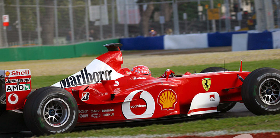 Schumacher impatient for Brazil