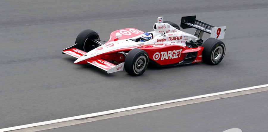 IRL: Dixon leads the way in Motegi Friday practice