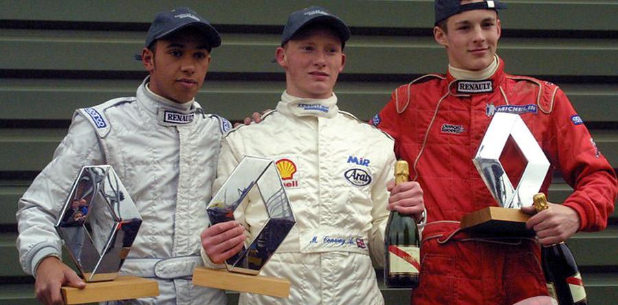 BFREN: Conway wins first round at Snetterton