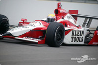 IRL: Day Three: Andretti gives Wheldon an Indy tow