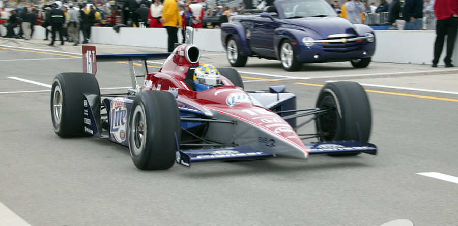 IRL: Day Four: 1999 Indy 500 winner Brack is fast