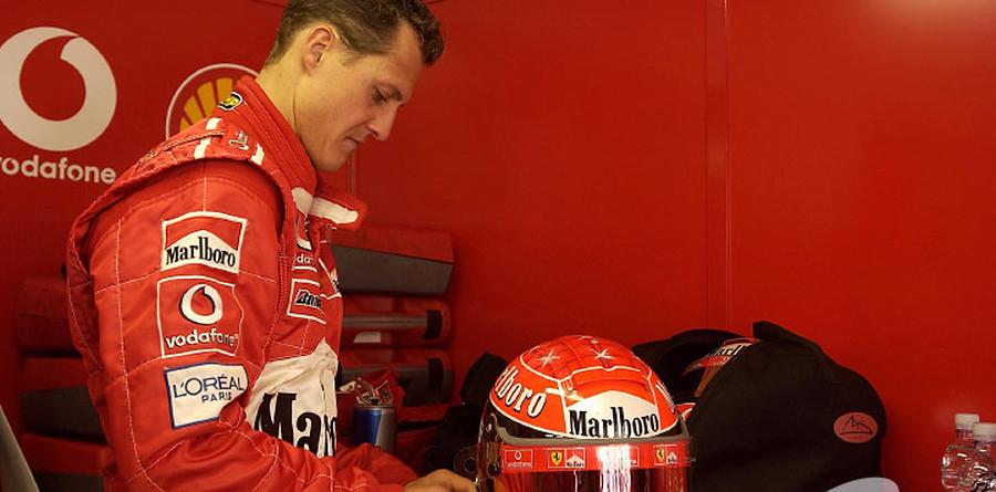 Schumacher decision by Monza?