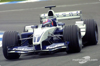 Superb victory for Montoya at German GP