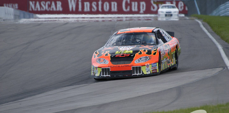 Robby Gordon sweeps 2003 road course races