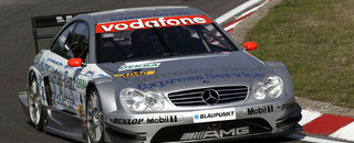DTM Albers wins home race at Zandvoort