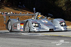 ALMS Race report Champion wins at Petit, but Team Joest is champion