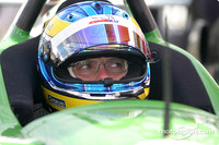 CHAMPCAR/CART: Bourdais steals the Surfers pole from his teammate