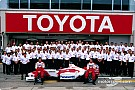 Toyota review of 2003