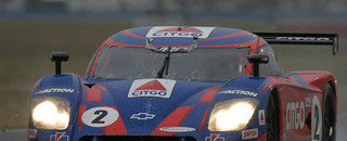 Grand-Am NASCAR drivers excel in the wet at Daytona