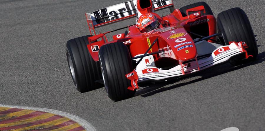 Schumacher maturing like fine wine