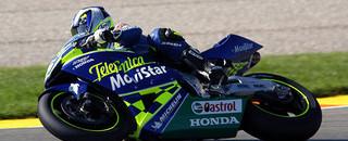 MotoGP Gibernau takes French GP pole position