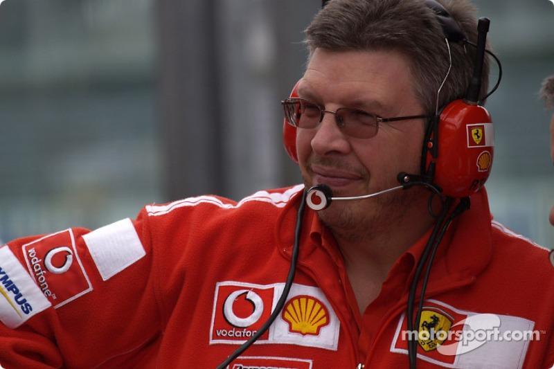 Ferrari working on next year's car