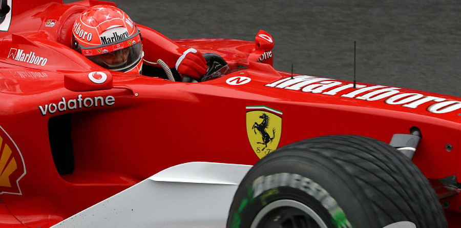 Ferrari leads the way in Italian GP first practice